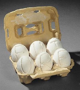 Sarah Lucas, Future, 1996