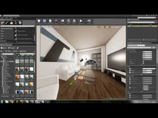 Unreal Engine 4 Realistic light Tutorial