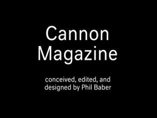 Slide Shows - Cannon Magazine