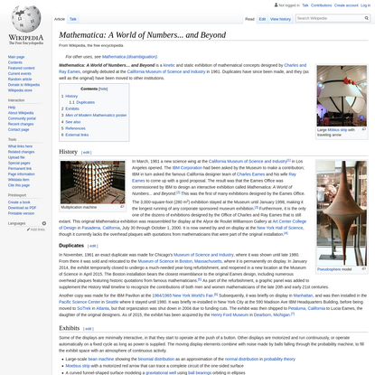 Mathematica: A World of Numbers... and Beyond