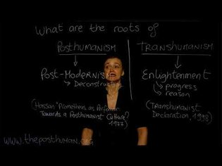 The Philosophical Roots of Posthumanism and Transhumanism - Dr. Ferrando (NYU), concept 3