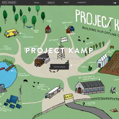 Projects by Dave hakkens
