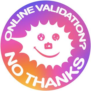 online validation?