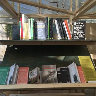 Oslo Architecture Triennale: Library