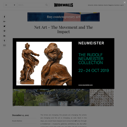 Net Art - The Movement and The Impact