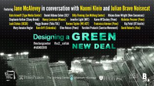 Designing a Green New Deal (09.13.2019)