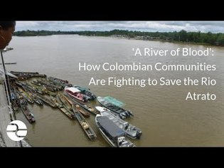'A River of Blood': How Colombian Communities Are Fighting to Save the Rio Atrato