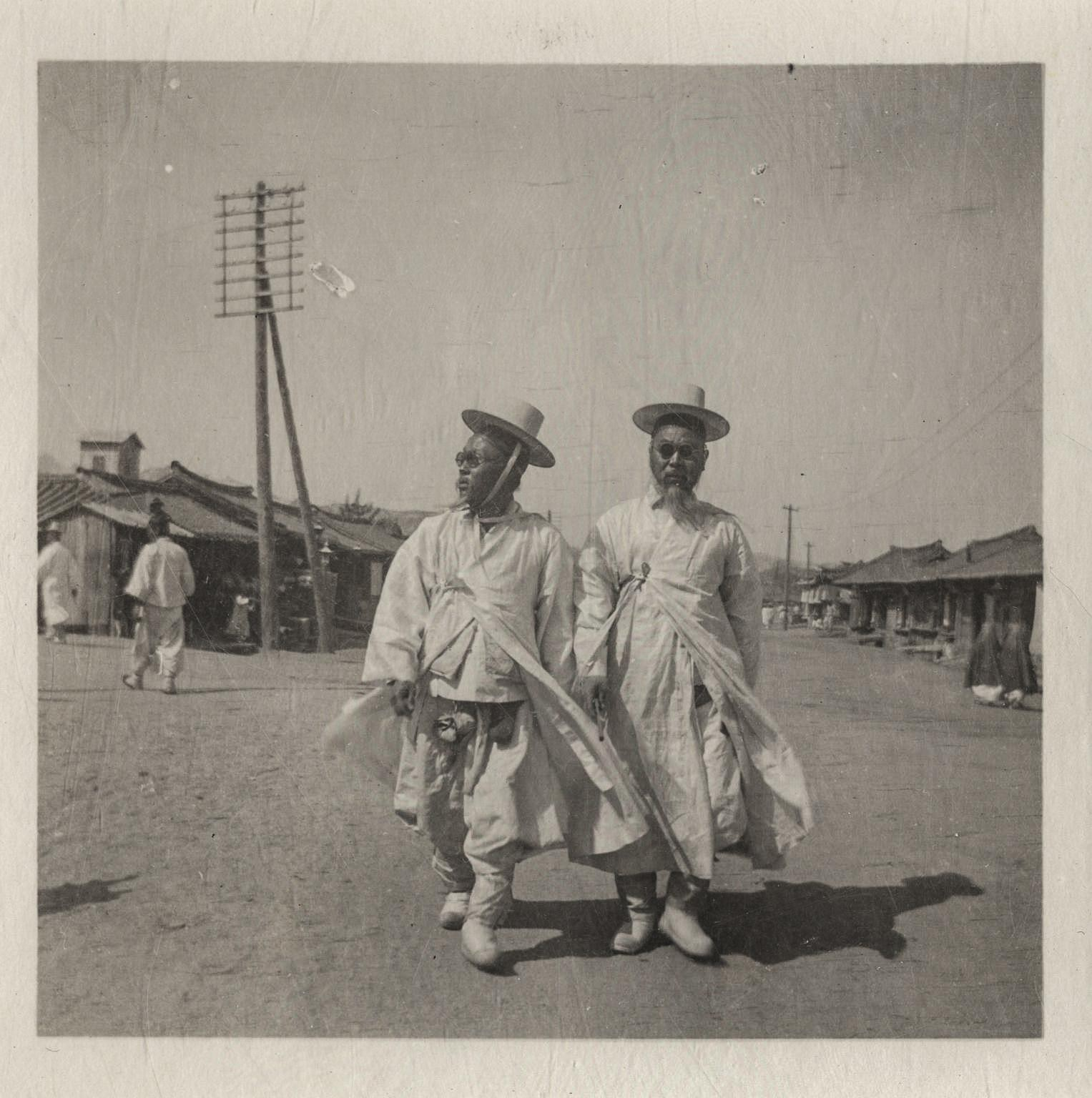 maxin' on the streets of Seoul, 1904