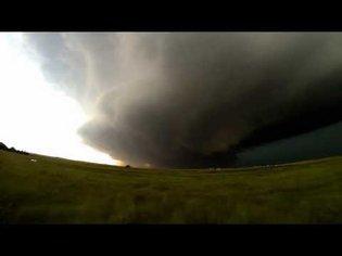 5-31-13 El Reno Oklahoma .Widest Tornado on record .Start to Finish