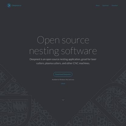 Deepnest - open source nesting software
