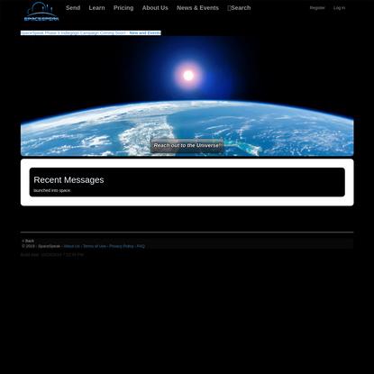 SpaceSpeak