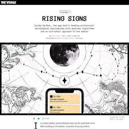 Inside Co-Star, the smartest (and meanest) astrology app out there