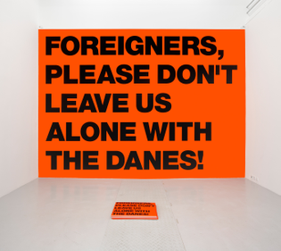 Superflex, Foreigners, please don't leave us alone with the Danes