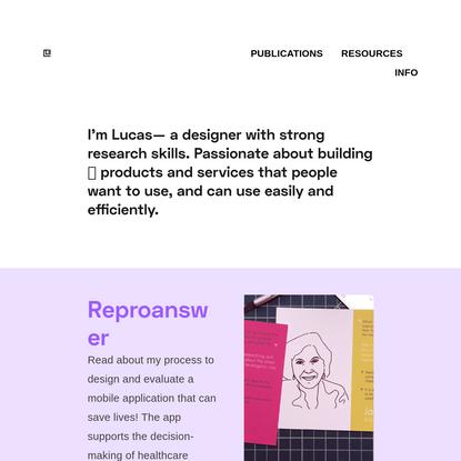Lucas Colusso - Design Portfolio