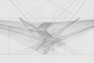 Staircase perspective