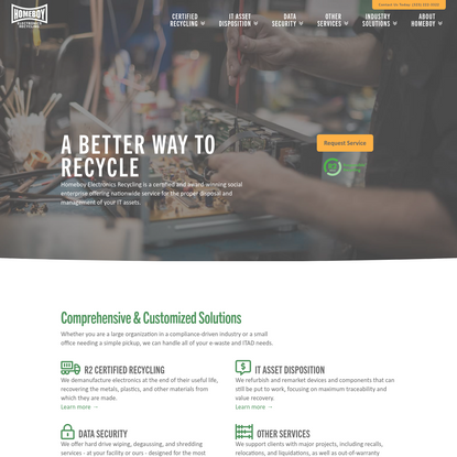 Home Page - Homeboy Electronics