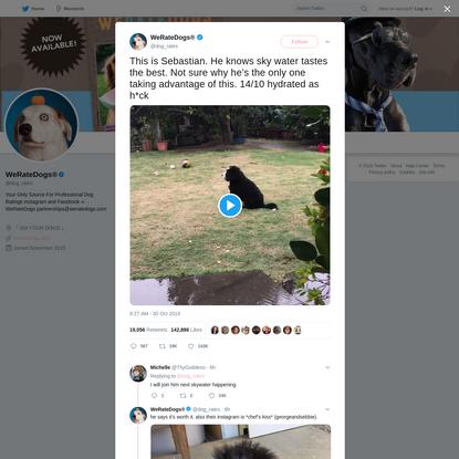WeRateDogs® on Twitter