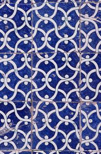 Detail of Islamic Tiles