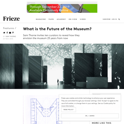 What is the Future of the Museum?