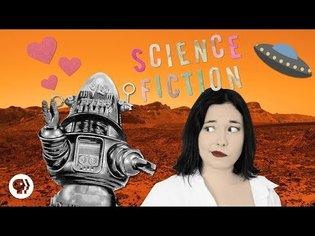 The Evolution of Science Fiction (Feat. Lindsay Ellis)   It's Lit!