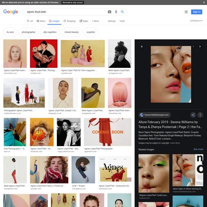 agnes lloyd platt - Google Search