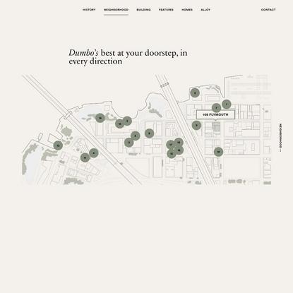 168 Plymouth: Brand New Luxury Loft Condos in Dumbo Brooklyn