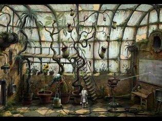 Machinarium Soundtrack - Tomas Dvorak - The Glasshouse With Butterfly