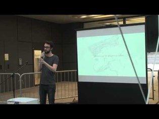 Powered by Pecha Kucha @ CSM // MA NE Degree Show - Tobias Revell