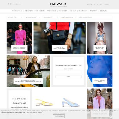 The Fashion Search Engine - TAGWALK