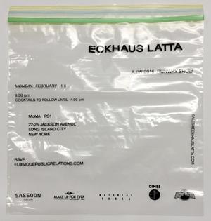 Eckhaus Latta