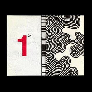 Daily sketchbook - 1(a). . . #typography #sketchbook #moleskine #drawing #drawings #graphics #pen #dailyart #art #type #lett...