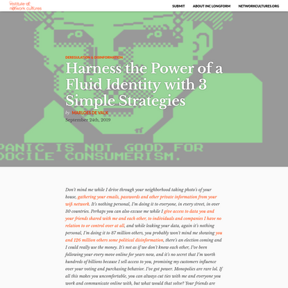 Harness the Power of a Fluid Identity with 3 Simple Strategies