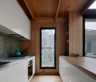 Hawthorn Villa by McManus Lew Architects, Melbourne, Australia