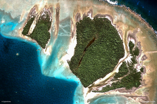 Cook Islands (Google Earth View 6210)