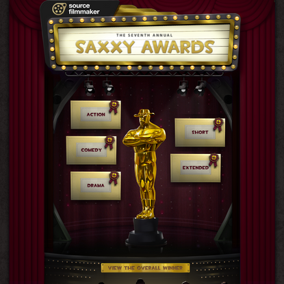 Source Filmmaker - Saxxy Awards