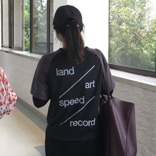 Land / art / speed / record
