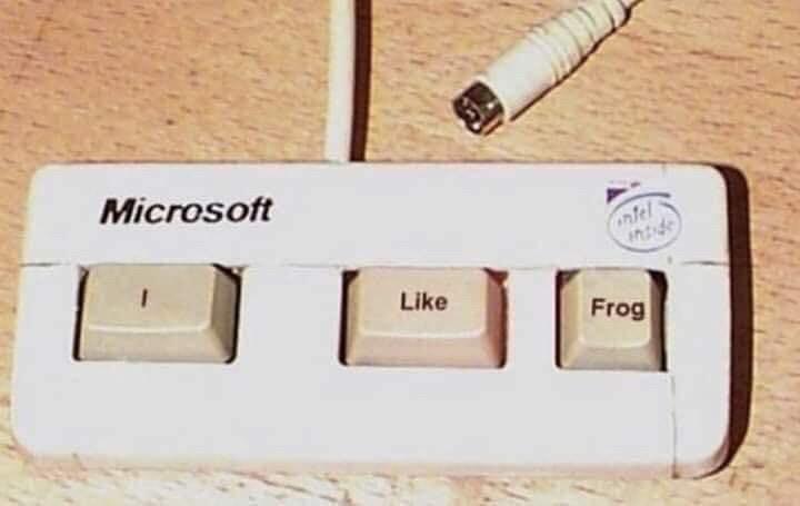 I Like Frog