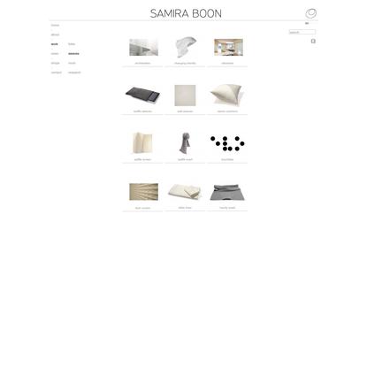 weaves | Studio Samira Boon