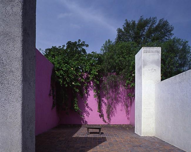 Luis Barragan - Color & nature