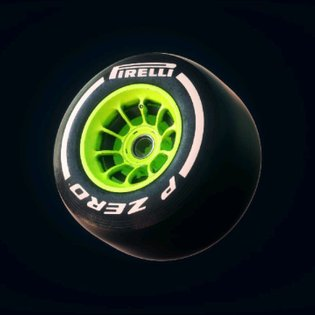 Pirelli Spin 💫 . Have introduced RizomUV into my 3D workflow to get some cleaner UV unwrapping - here's the first proper tes...