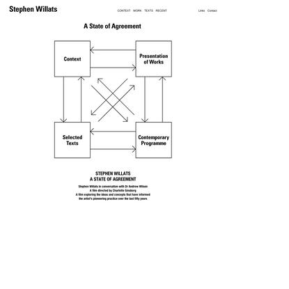Stephen Willats