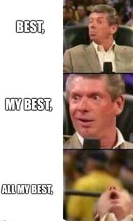 Best, My Best, All My Best