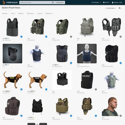 Bullet-Proof-Vests