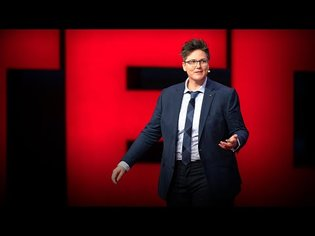 Three ideas. Three contradictions. Or not.   Hannah Gadsby