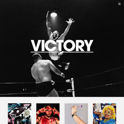 Victory Journal - The Journal of Sport & Culture