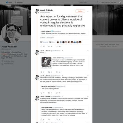 Jacob Anbinder on Twitter