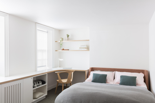 Extro-Intro Residence by Kalos Eidos, New York, USA
