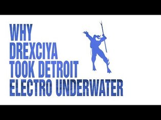 Why Drexciya took Detroit electro underwater   Resident Advisor