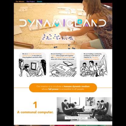 Dynamicland