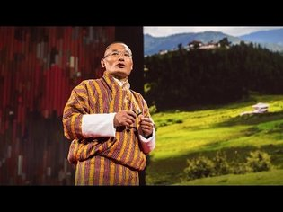 This country isn't just carbon neutral - it's carbon negative | Tshering Tobgay